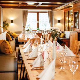 SCHLOSSBLICK- Heidenheim, Hotel-Restaurant Linde