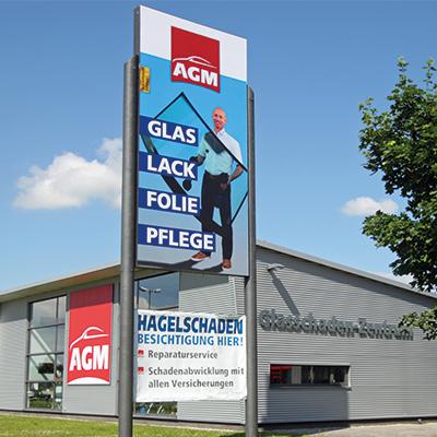 SCHLOSSBLICK - Heidenheim, AGM Gruppe