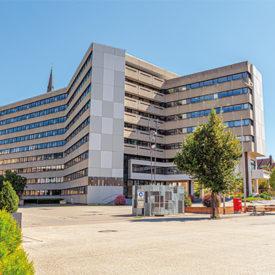 SCHLOSSBLICK - Heidenheim, Rathaus
