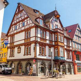 SCHLOSSBLICK - Heidenheim, Schloss-Apotheke